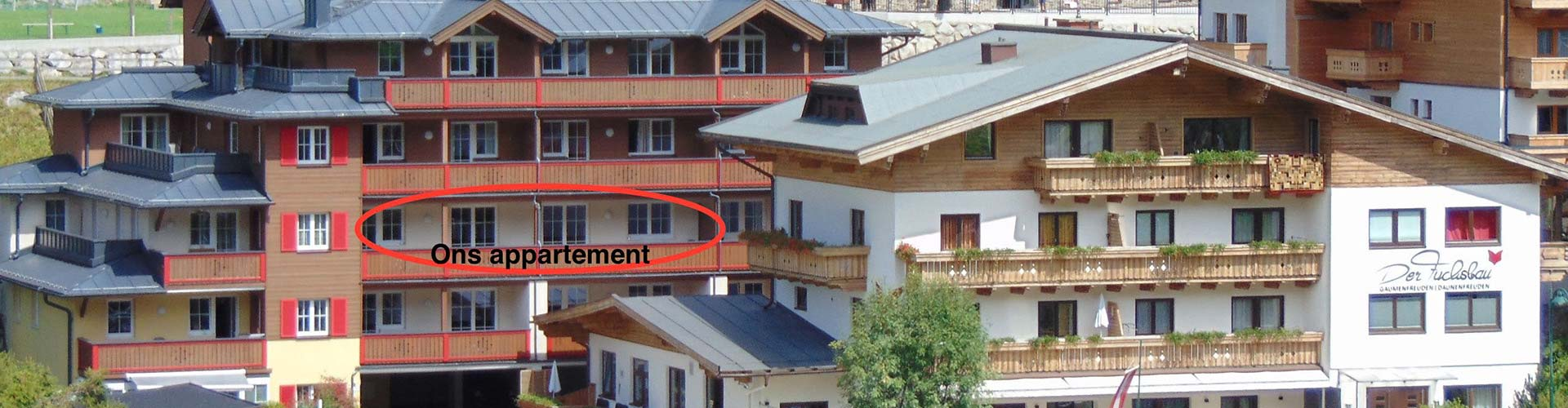 Appartement Iglsberg, Saalbach - Joker Card